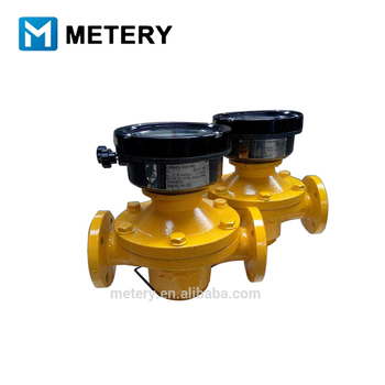 LPG Positive displacement Flowmeter