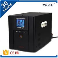 High quality LCD display personal computer use offline ups pure sine wave inverter