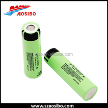 Protected 18650 3.7V keeppower 18650 3400mah for NCR18650B battery Flashlight Battery PCB