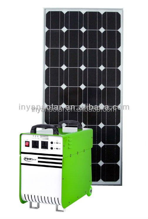 2016 Hot Sell 1000W portable solar power systems