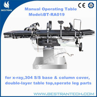 BT-RA019 hospital surgical room furniture manual modern operating theatre