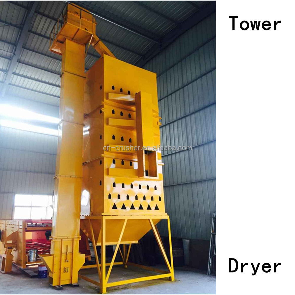 Rice drying machine, farm machine, agricultural equipments