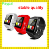 cheap Distance mileage Bluetooth wholesale big promotion smart watch u8
