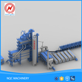 Lowest price equip optimized structure continuous asphalt mixing plant
