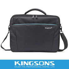 "Kingsons 15.4"" Nylon Notebook Laptop Computer Case"