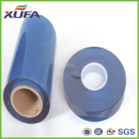 soft plastic packing pvc airtight packing shrink wrap film for electritic product
