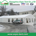 Winter snowproof small storage tent
