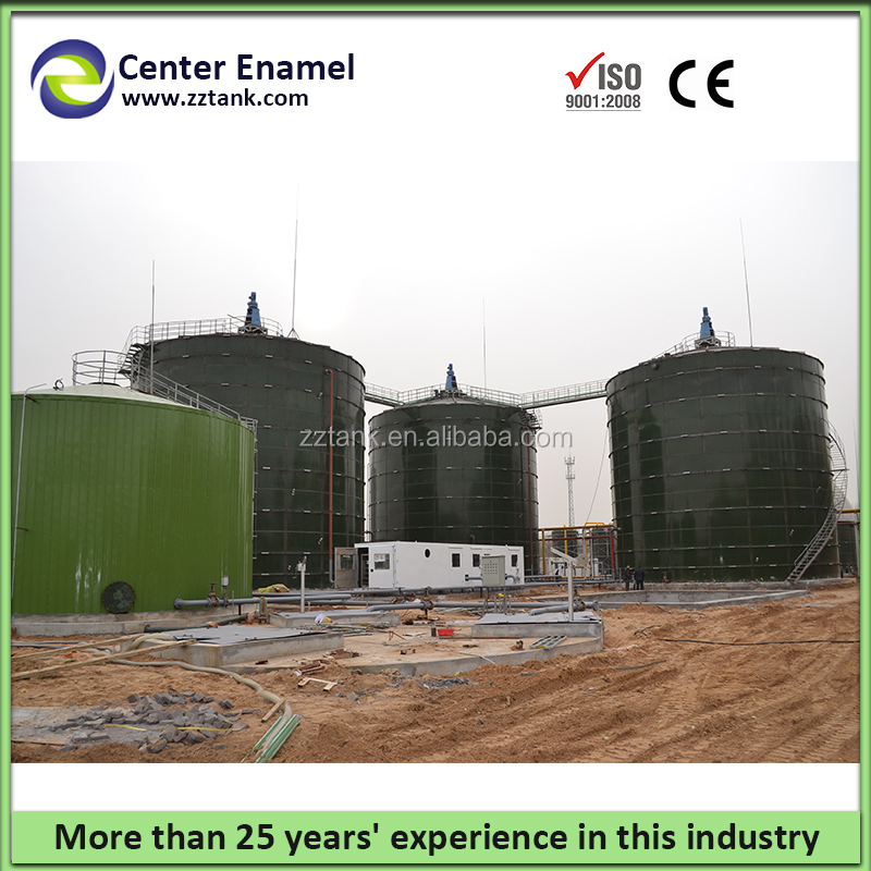 enameled bolted sintex water storage tank price