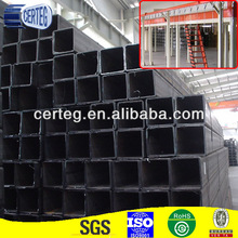 medium carbon steel price per kg/ steel tube for conveyor stands