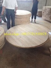 Solid Wood Table Top Oak Table Top
