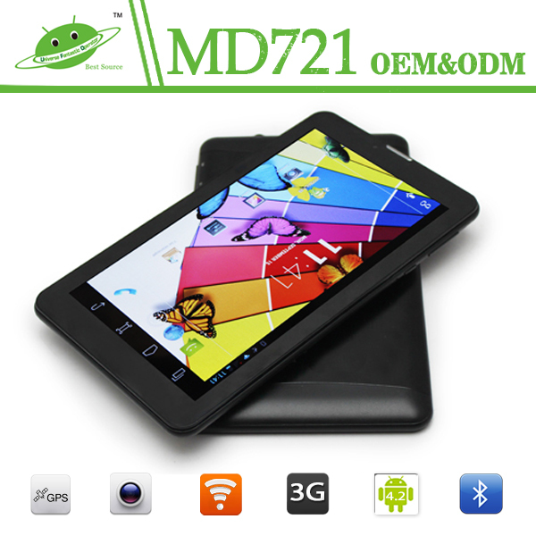 China MTK8312 dual core with wifi gps 3g tablet pc software download android 4.0 os