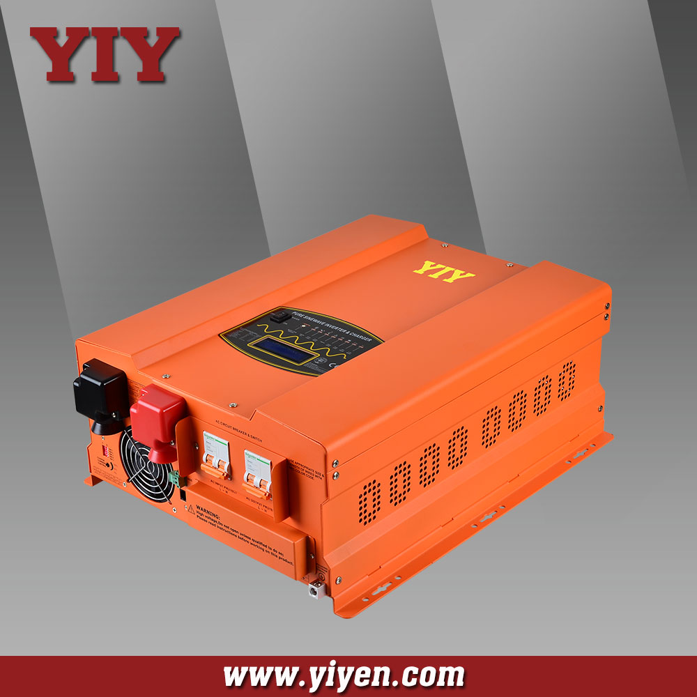 Energy Storage System 5000W 12V 24V 48V 220 230V 240v power inverter charger