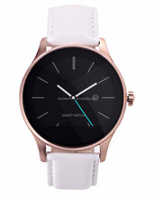 New Arrival MTK2502C <strong>Smart</strong> <strong>Watch</strong> K88H Round IPS Watchband