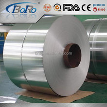 Grade 202 stainless steel coil