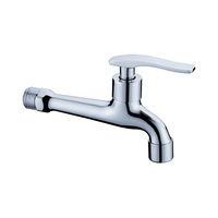 Zinc alloy water tap bibcock hot selling