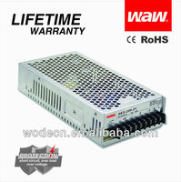 200W 12V ac/dc switching power supply, NES-200-12