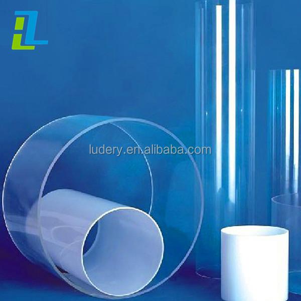 paisseur personnalis grand diam tre d 39 extrusion creux en plastique clair pmma acrylique tube. Black Bedroom Furniture Sets. Home Design Ideas