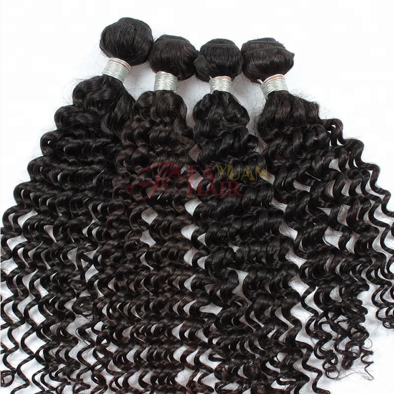<strong>Hot</strong>!!!Best Quality 100% Full Cuticle Virgin Remy Human Hair Weaving Indian Kinky Curl Hair