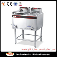 Industrial Electric Deep Fryer Machine For Sale