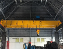 Factory price double-beam overhead crane for wholesales