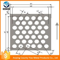 China manufacture good quality metal angle perforated for wholesales