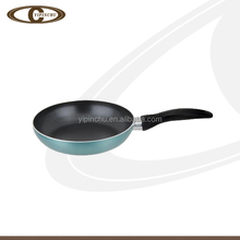 New design metallic paint aluminum non-stick fry pan