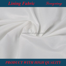 312T polyester taffeta down proof fabric for lining cloth