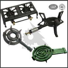 Trade Assurance supplier gas burner cast iron range cast iron