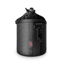 Customized Waterproof Small Neoprene Protective DSLR Camera Lens Pouch Bag Case for Canon Sony Nikon
