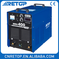 MMA400 MOSFET Portable three phase welding machine