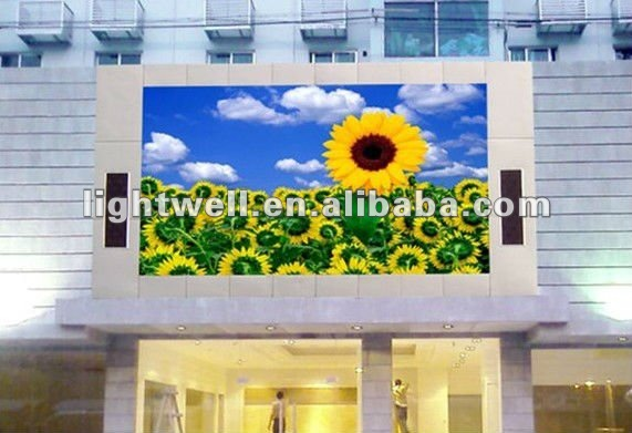 Different project solution p3/p4/p5/p6/p8/p10/p16/p20 outdoor full color led screen led display new