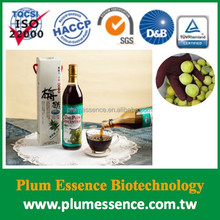 taiwan eco friendly farm, no pesticide, greengage extract oral liquid