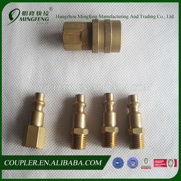 American high quality brass mini hose fitting