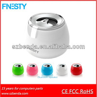 2014 new design Portable Super Bass Wireless Bluetooth Speaker