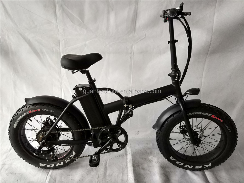 Samsung battery Bafang motor 20 inch folding electric bike electric fat bike