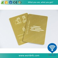 Great Solution for Hotel Key Lock Contactless RFID Card Smart Card T5577