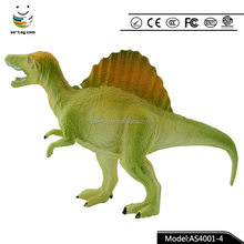 2016 hot selling pvc zoo animal set toy dinosaur toy for kids