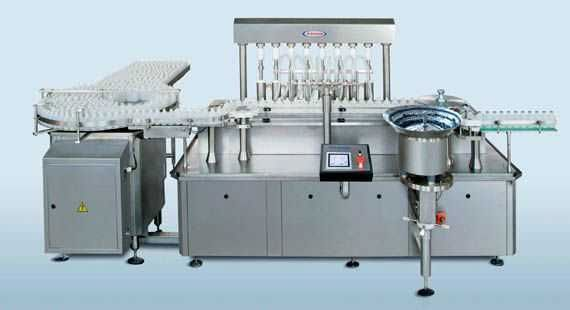 pudding cup rotary filling machine
