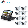 2.0MP 1080P IR Waterproof HD Camera 8CH DVR security camera system outdoor