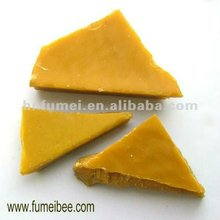 crude or natural beeswax / filtered or refined beeswax sheets and pastille