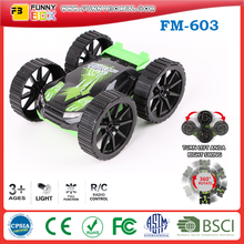 Hot sale boy rc car rc tumbler sunt car for kids