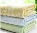 soft towels beautiful color 100% bamboo fiber bath towel 2015