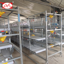 Q235 Steel Wire Used Poultry Battery duck Cages For Sale