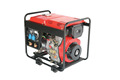 silent High Quatity Air-cooled 3.1kw diesel generator portable