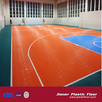 Interlock Basketball Court Flooring Price