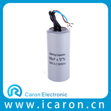 epcos motor start capacitor 50/60 with CE/CQC/CCC for pump,fan,washing machine,air compressor