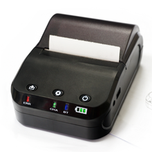 handheld barcode airprint printer machine
