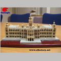 house scale model making beautiful 3D resin/poly resin building model making