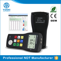 YUSHI UM-1 Chinese Measuring Range 0.1mm Hottest sale gauge thickness conversion