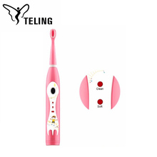USB charging music kids rechargeable smart electric tooth brush